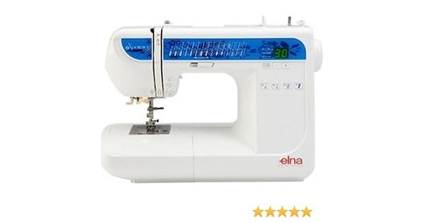 ELNA E520 - Máquina de coser: Amazon.es: Hogar