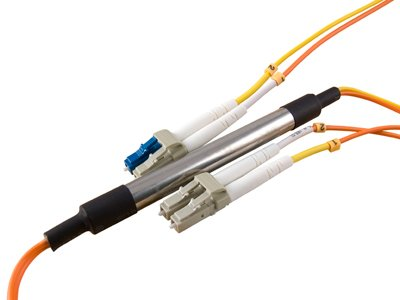 Patch Fiber Conditioning Cable Optic (3M Mode Conditioning Duplex Fiber Optic Patch Cable (62.5/125) - LC to LC)