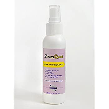Zanaquick Natural Antifungal Spray - Nail Fungus Treatments - Athletes Foot Remedies - Antifungals