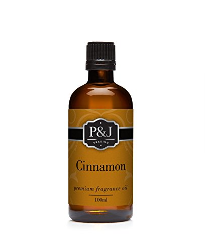 Cinnamon Fragrance Oil - Premium Grade Scented Oil - 100ml/3.3oz