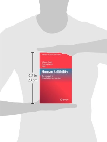 Human Fallibility The Ambiguity Of Errors For Work And Learning