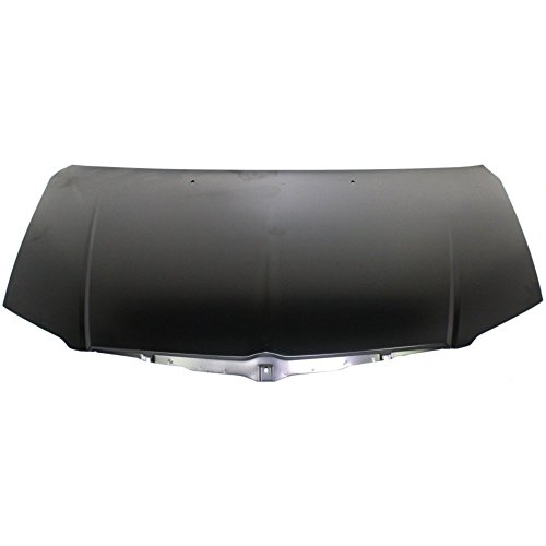 Hood compatible with Chrysler Town And Country 08-10 Steel