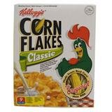 Kellogg's Corn Flakes Real Corn Breakfast Cereal Wheat Cracker 25g.(pack of 6)