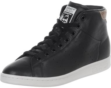 Adidas Stan Smith Mid Schuhe 11,5 black/white