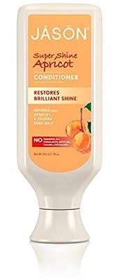 Jason Super Shine Apricot Conditioner, 16 Fluid Ounce