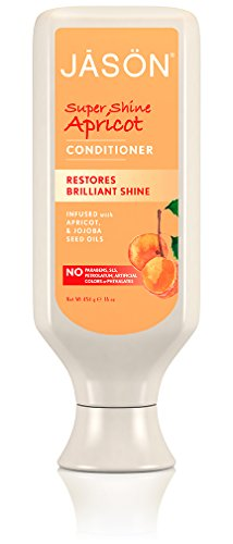 Jason Super Shine Apricot Conditioner, 16 Fluid ()