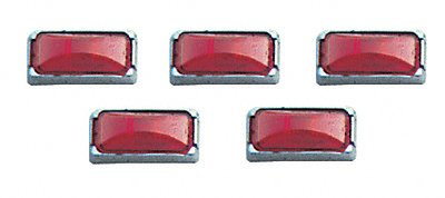 Pacer Performance 20-300 Red Dualie Style Tailgate Light Kit, (Pack of ()