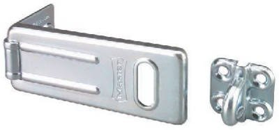 "Master Lock 703D Steel Safety Hasp-3-1/2"" SAFETY HASP"