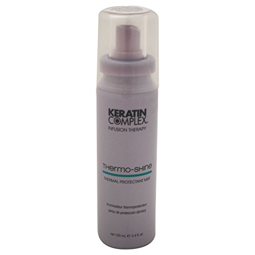 Keratin Complex Thermo-Shine Thermal Protecting Mist, 3.4 Ounce