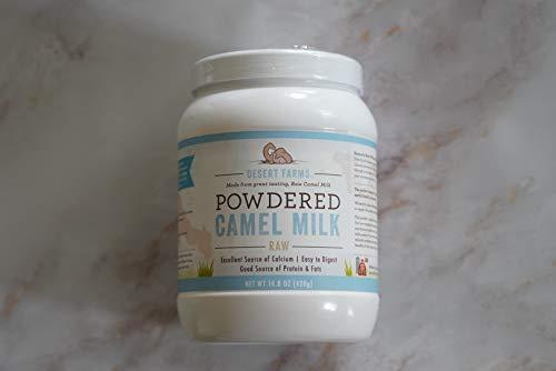 Desert Farms - Camel Milk Powder [420g] by Desert Farms (Image #8)