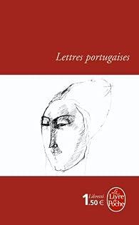 Lettres Portugaises par Emmanuel Bury