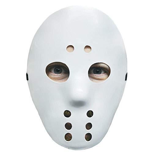Forum Novelties Hockey Mask White ()