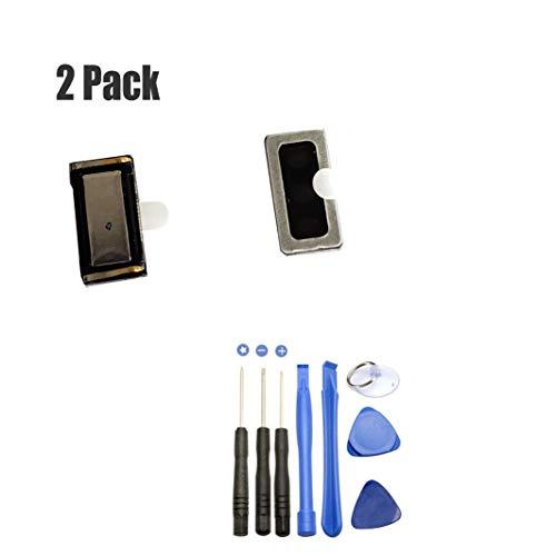 2 Pack Eaglewireless Ear Speaker Earpiece Speaker Replacement for LG Stylo 3 Plus T-Mobile TP450, MetroPCS MP450, Sprint LS777, Cricket M430 ()
