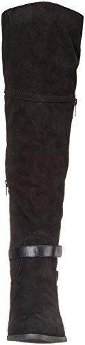 Stiefel Fabric RD Indigo Multi Frauen Black zqZqFUw