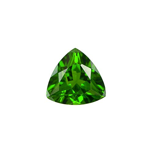 Mysticdrop 0.07-0.16 Cts of 3 mm AA Trillion Chrome Diopside (1 pc) Loose Gemstone