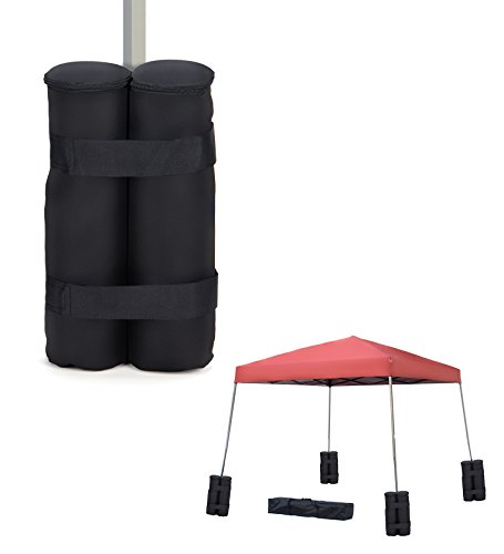 Tall Canopy Tent Weight Zippered