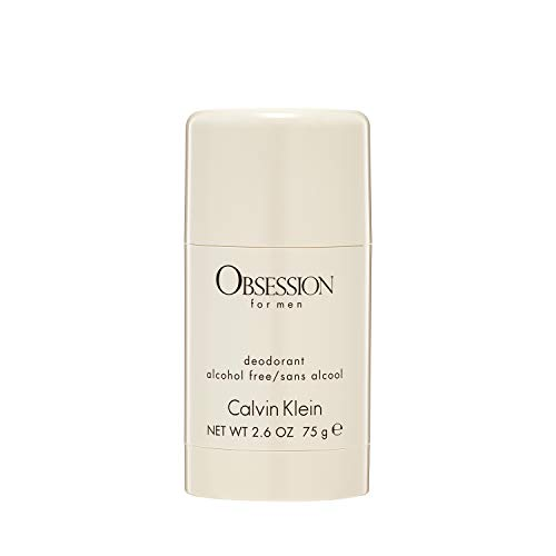 Calvin Klein OBSESSION for Men Deodorant, 2.6 oz.
