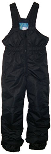 Pulse Little Girls Boys Kids Ski Bibs Snow Pants Insulated (Medium 6, ()