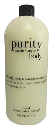 Philosophy Purity Made Simple - Shower, Bath & Shave Gel- 3