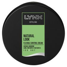 Lynx Styling Natural Look Flexible Control Cream 75ML