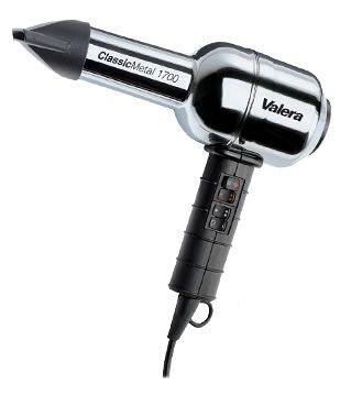 Valera 582.01 Classic Metal 1700 - Secador de pelo