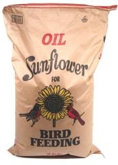 Shafer seed BCGEN50 Sunflower Seed 100% Oil - 50 lbs