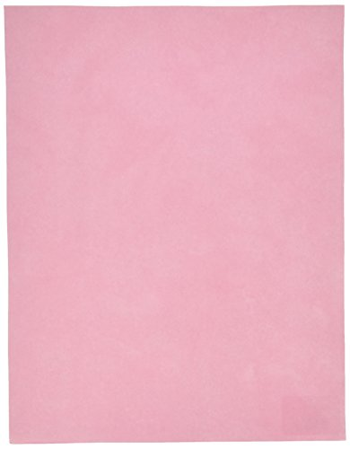 Sew Easy Industries 12-Sheet Velvet Paper, 8.5 by 11-Inch, Bubblegum by Sew Easy Industries