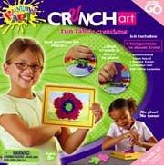 Crunch Art Fun Fabric Creations