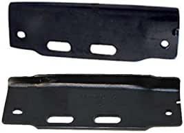 Front Driver Side Bumper Bracket Steel For F Super Duty 92-97