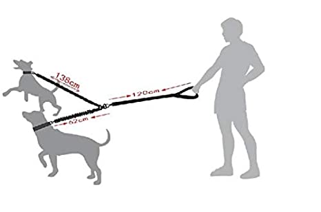Tactical Dog Harness Drawing