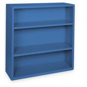 Shelf Radius Edge Bookcase - Sandusky Lee BA2R361842-06 Elite Series Radius Edge Welded Bookcase, 18