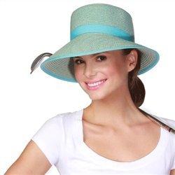physician-endorsed-womens-pitch-perfect-aqua-tweed-sun-hat