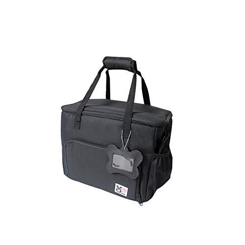 MaBella Premium Organizer Pet Travel Bag For Dogs   Includes