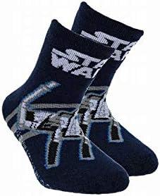 Suncity Calcetines antideslizantes azul oscuro Star Wars 31//34