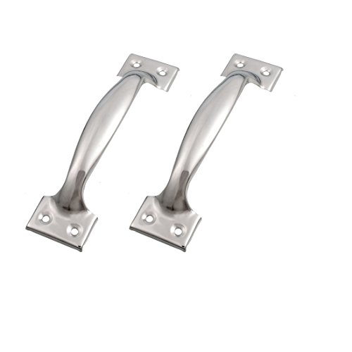 Silver Stainless Steel Handles Windows