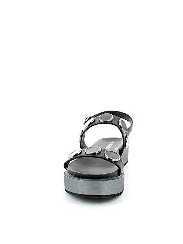 Rotonde Cafènoir Donna Doppia Pietre Fascia Nero Con Sandalo Gh908 rwrq7C0