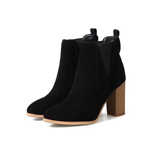 Femme Noir Balamasa Abm12335 Compensées Sandales Wftnf