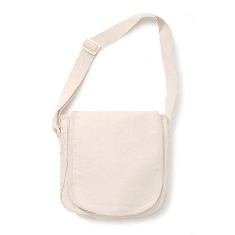 eb3df8abda Bulk Buy  Darice DIY Crafts Canvas Messenger Bag Natural Color 9.5 x 9.5 x  3.5 inches (6-Pack) 1146-70 - Buy Online in Oman.