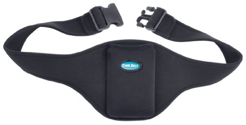 - Tune Belt Original Vertical Microphone Carrier Belt - Securely Holds and Protects Mic Transmitters for Fitness Instructors, Theater, Presentations and more