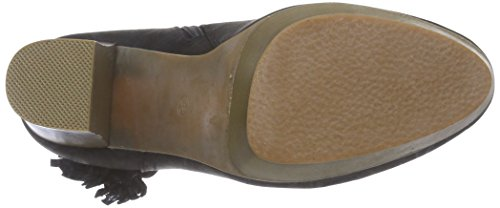 BULLBOXER 085F6S508 - botas de material sintético mujer negro - Schwarz (BLCK)