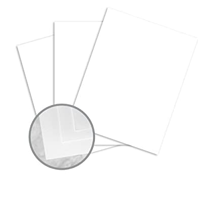 Neutech PS Ultra White Paper - 8 1/2 x 11 in 24 lb Writing Wove Watermarked 500 per Ream