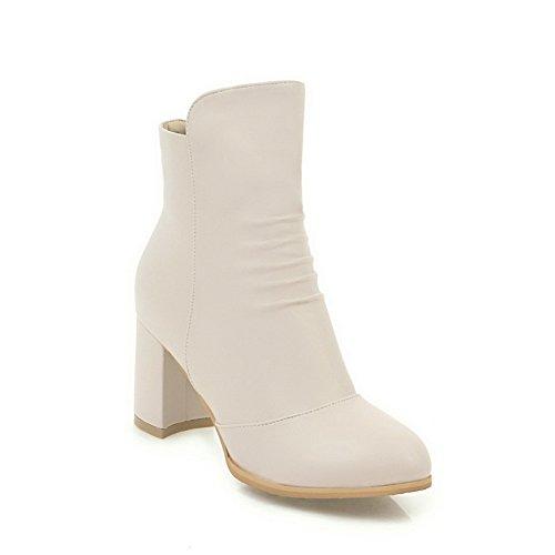 BalaMasa Abl09512, Sandales Compensées femme Blanc