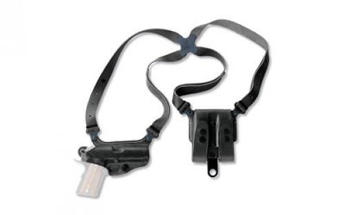 Galco Miami Classic Shoulder System for Sig-Sauer P226, P220 (Black, Right-Hand)