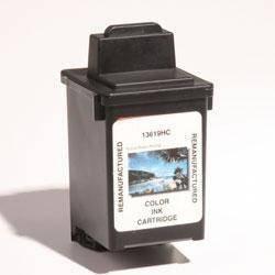 LD © Lexmark Remanufactured 13619HC Color Ink Cartridge (Lexmark 13619hc Color Ink)