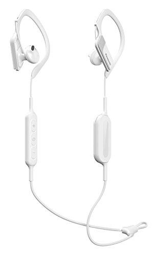 Panasonic RP-BTS10-W WINGS Bluetooth Sport Earphones White