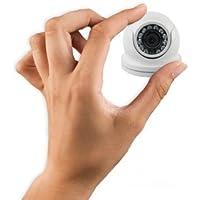 Interwebz ( TVI CVI AHD Analog ) Mini Dome Camera 1080p Security Camera Weatherproof MicroDome 2MP 4 in 1 Hybrid 3.6mm Infrared Night Vision CCTV Video Surveillance HD Over Coax