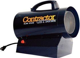 Mr Heater MHQ38FA Garage Workshop LP Propane Forced Air Portable Space Heater (Propane Workshop Heater compare prices)