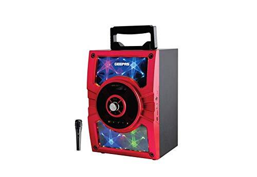 Geepas Portable Speaker System