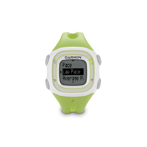 Garmin Forerunner Watch Green White