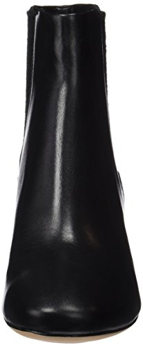 Black Bottes Clarks Orabella Anna Noir Leather Femme qf6vC8w